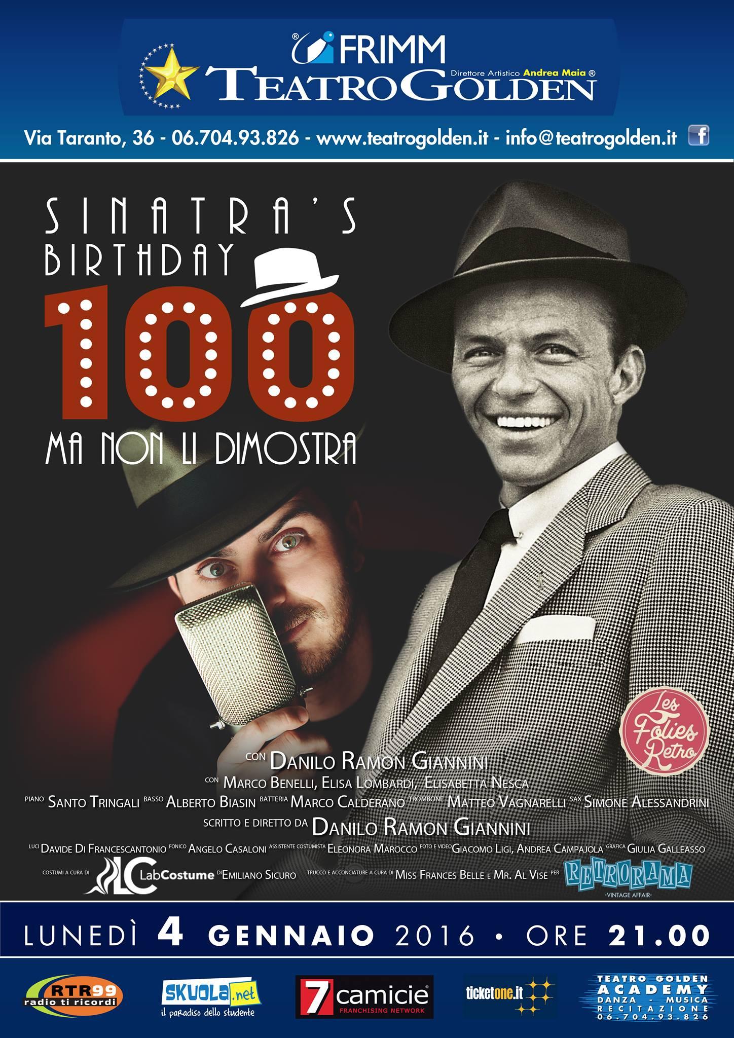 8.Locandina Frank Sinatra